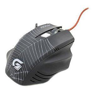 Mouse Gamer Venom Fortrek 2000 Dpi