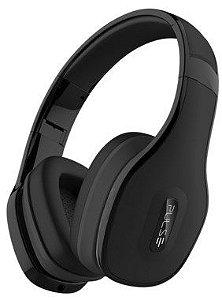 Fone de Ouvido Pulse Headphone Preto com Microfone Integrado com fio P2
