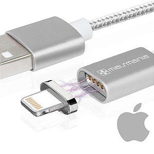 Cabo Magnético Lightning 8P para iPhone 5 6 7 IOS