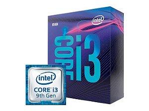 Processador Intel I3 9100F 3.60 GHZ BOX 1151