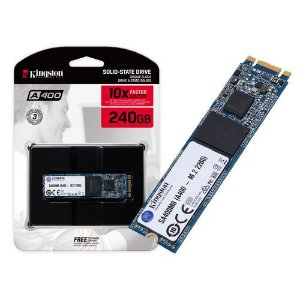 SSD M.2  KINGSTON A400 240GB para NOTEBOOK ULTRABOOK