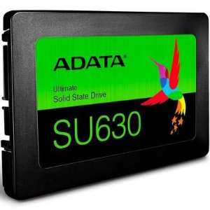 "SSD 480GB  ADATA ULTIMATE SU630 PARA NOTEBOOK E COMPUTADOR  2.5"" QLC 3D NAND SATA III"