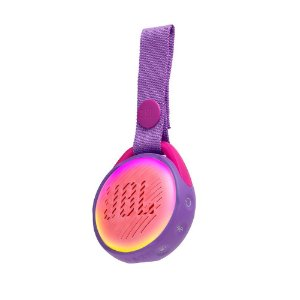 Caixa de Som Bluetooth JBL Jr Pop Iris Purple