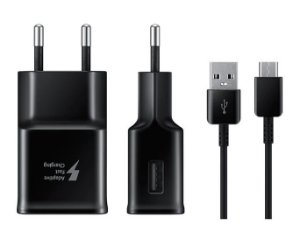 CARREGADOR SAMSUNG FAST CHARGE 15W TIPO-C