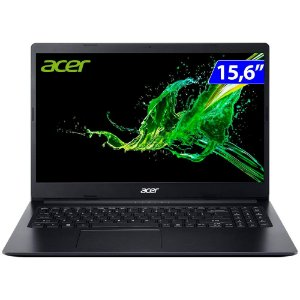 NOTEBOOK ACER ASPIRE 3 AMD RYZEN 3 8GB 1TB HD 15,6'' WINDOWS 10 A315-23-R6DJ