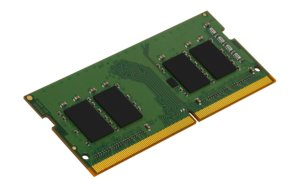 MEMÓRIA RAM PARA NOTEBOOK KINGSTON 4 GB DDR4 2666MHZ