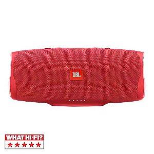 JBL Charge 4 Caixa de som portátil com Bluetooth red vermelho
