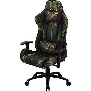 Cadeira Gamer Profissional BC3 Camoflada Military THUNDERX3 CLasse 4CAMO/VD