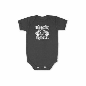 BODY MANGA CURTA - ROCK N ROLL