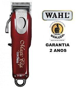 Maquina de Corte Profissional WAHL Magic Clip Cordless - Bivolt