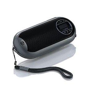 Speaker 2.0 Prata FM/SD - C3 Tech