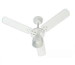 Ventilador de Teto Tron Marbela Branco/Branco
