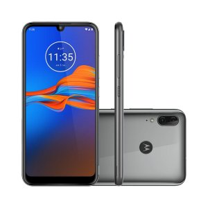 Motorola E6 Plus XT2025 32GB Cinza