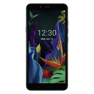 Smartphone LG K8+ 16GB LM-X120BMW - PRETO