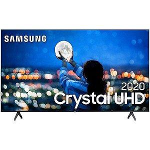 "Smart TV LED 43"" Samsung 4K WIFI USB HDMI Crystal - UN43TU7000GXZD"