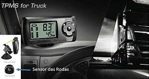 TPMS - Caminhões - 06 pneus - Rodoviário - Consulte Fora de Estrada