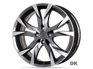 "Roda Scorro Modelo S215 - 15""x6"" - DK"