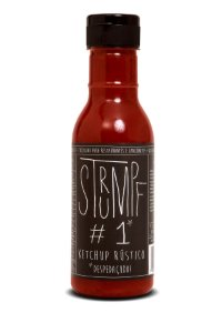 #1 Ketchup Rústico Despedaçudo 470g