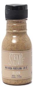 Mostarda Dijon #4 Strumpf PET 210g