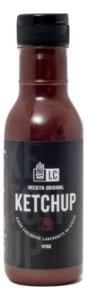 100.1 Ketchup LC-II Rústico 470g Lanchonete da Cidade
