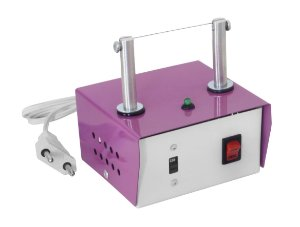Máquina de Cortar Fita Fuxico Haste Alta + Refil de Brinde