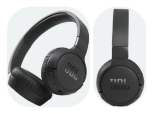 Fone de Ouvido JBL Tune 660NC Black