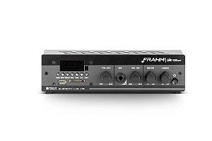 AMPLIFICADOR PARA SOM AMBIENTE FRAHM SLIM 1000BT APP USB FM