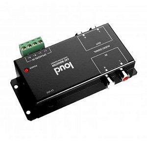 Módulo de interface pré-amplificação de áudio Loud LAC Booster
