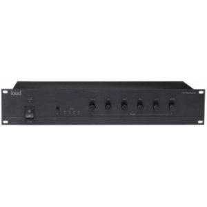 Pré-Amplificador Loud LPA-PRE para Som Ambiente