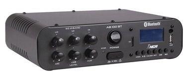 Amplificador para Som Ambiente AB 100 BT (BLUETOOTH) NCA