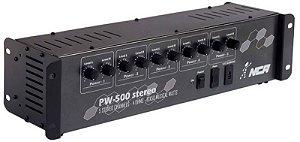 Amplificador NCA com 10 Canais de 30W PW500ST
