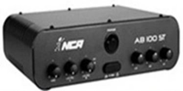 Amplificador para Som Ambiente AB100ST NCA + Par de Caixa SP400 Donner