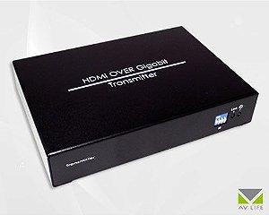 Transmissor HDMI + via IP 1080p 100M – AV LIFE