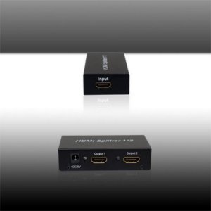 Divisor HDMI 3D HE3112 - 1in x 2 out DIAMOND