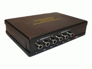 Distribuidor de Video Componente DVC-103