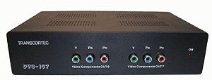 Distribuidor de Video Componente DVC-107