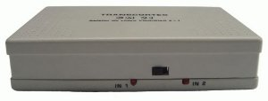 Seletor de Vídeo VGA/WXGA 2 Entradas e 1 Saída. (Fonte Externa) - SM21EC