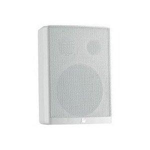 Caixa de Som Ambiente Frahm PS200 na cor Branca ( PAR )