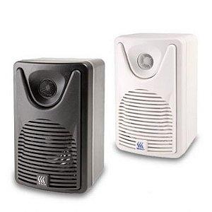 Caixa Acústica Som Ambiente Bravox - FOCO35 (Par)