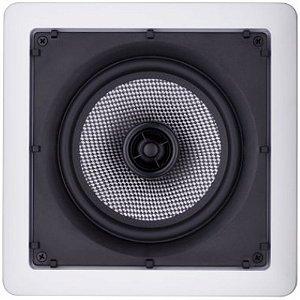 Caixa Gesso Loud SQ6-LX para Embutir Quadrada (Par)