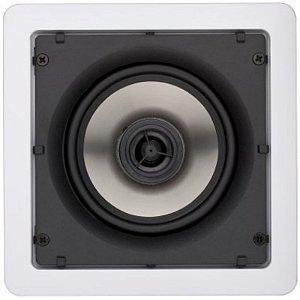 Caixa Gesso Loud SQ5-50 para Embutir Quadrada (Par)