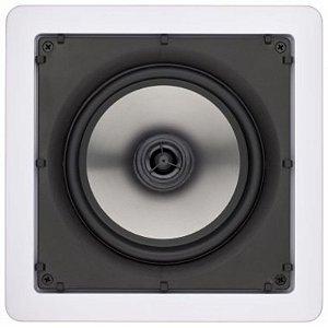 Caixa Gesso Loud SQ6-50 para Embutir Quadrada (Par)