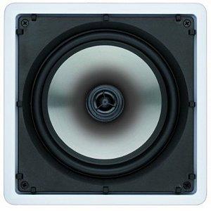 Caixa Gesso Loud SQ-8 para Embutir Quadrada (Par)