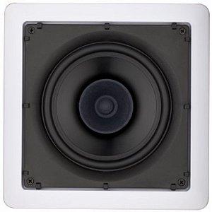 Caixa Gesso Loud SQ6-PATL para Embutir Quadrada (Par)