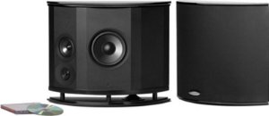 Caixa Acústica Surround Polkaudio LSiM702 ( Par )