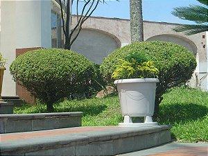 Caixa Pedra Fibrasom – VF8 - Vaso Fiberglass 8 - VF-8 - Linha Garden