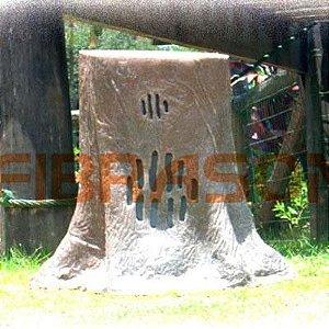 Caixa Pedra Fibrasom - TRO8 - Tronco-8