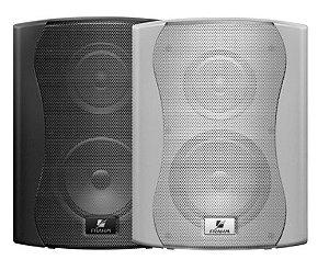 Caixas Acústicas PS 6 Frahm - Cor Branca (PAR)