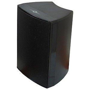 Caixa de Som Ambiente Frahm PS200 na cor Preta (Par)
