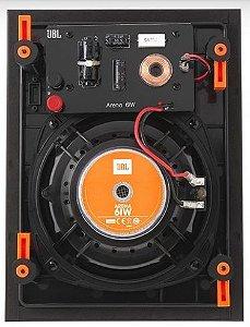 Caixa de som de Embutir Gesso Quadrada ARENA 6IW JBL (Unid)